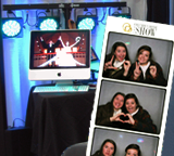 DJ photo booth photos